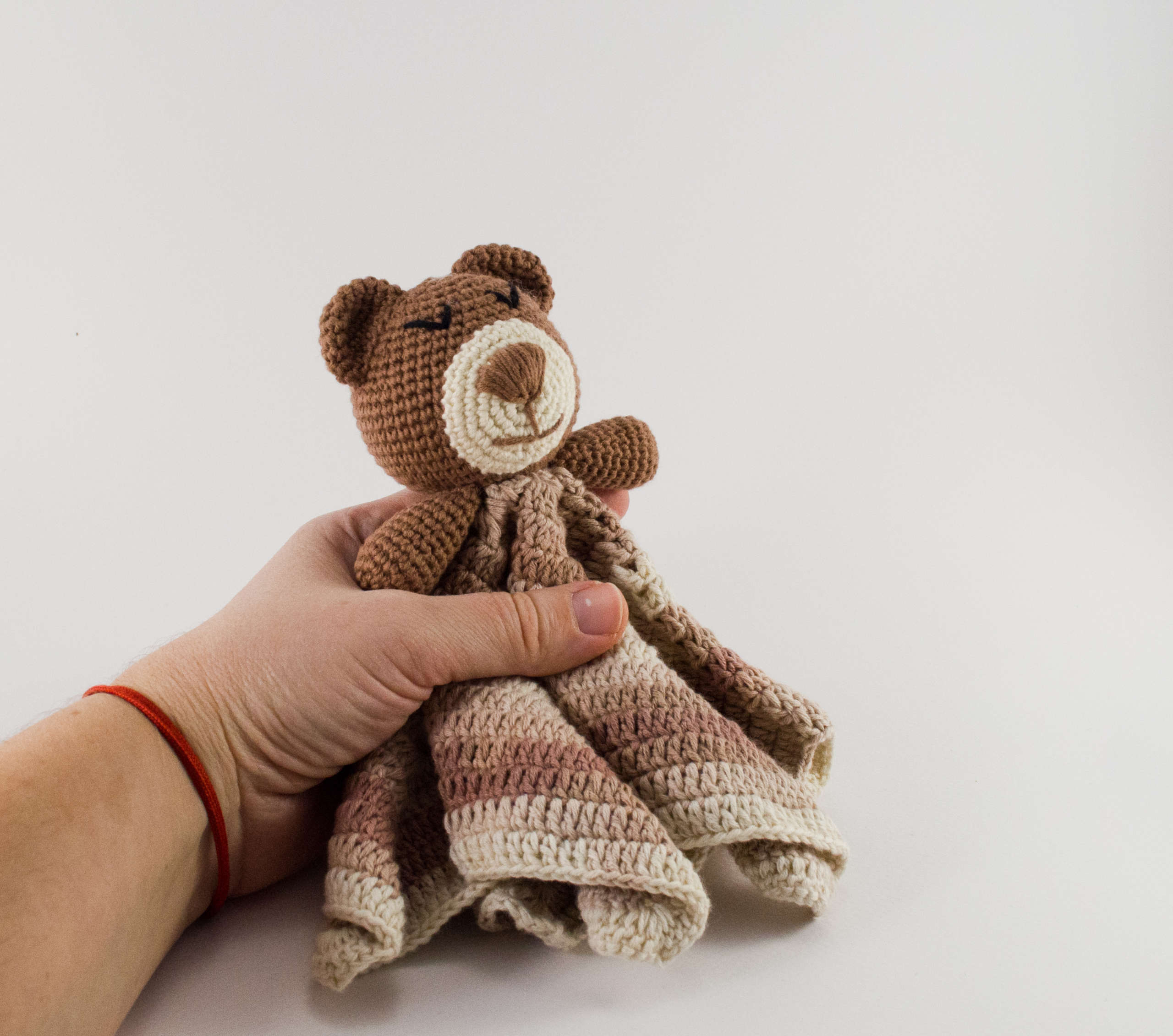 small bear blanket