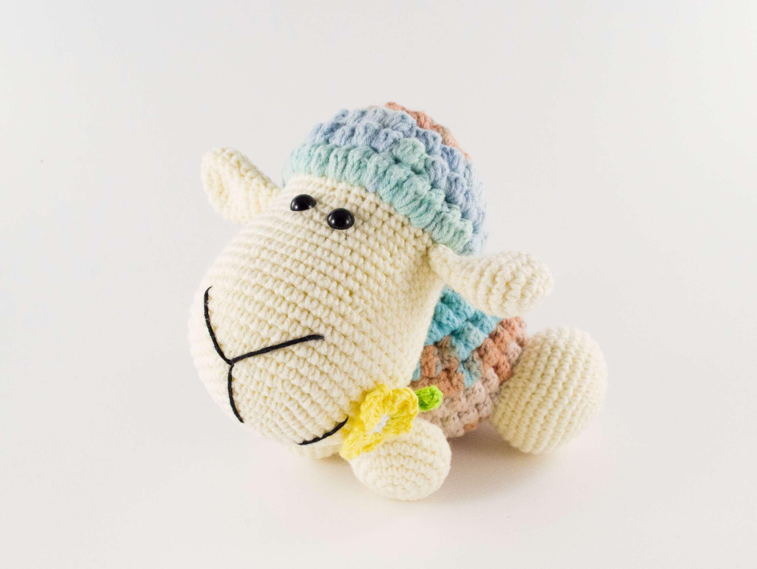 Cartoon airplane crochet pattern - Amigurumi Today | 1444x1920